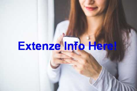 Extenze Male Enhancement Nutritional Supplement Review