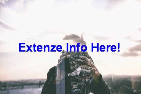 Extenze Under 40