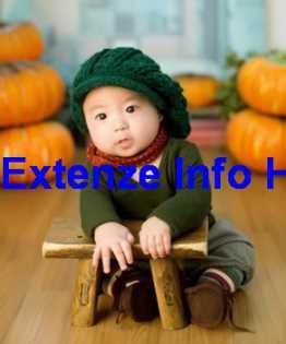 Extenze Label